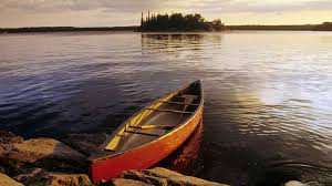 Fishing Canoe